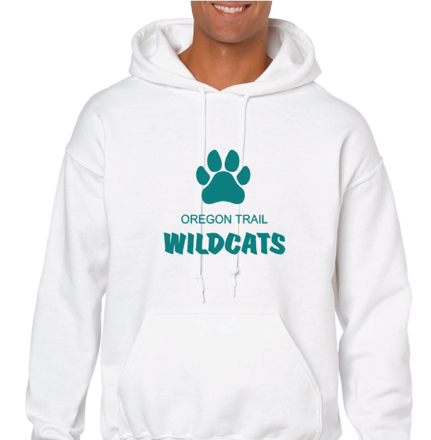 Adult Pull-Over Hoodie (White)