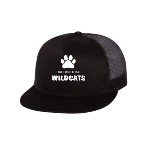 Trucker Hat (Black)