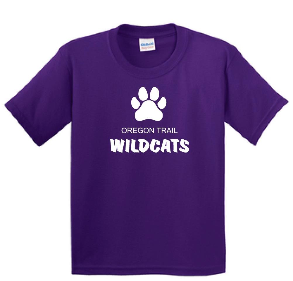 Youth T-Shirt (Purple)