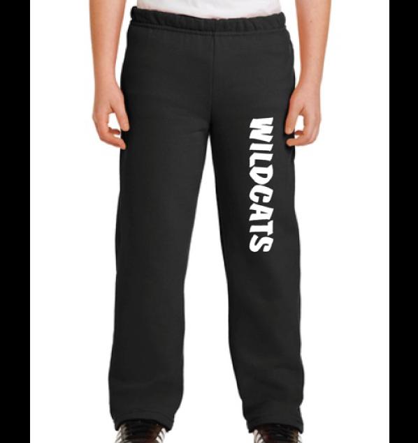 Youth Sweatpants (Black)