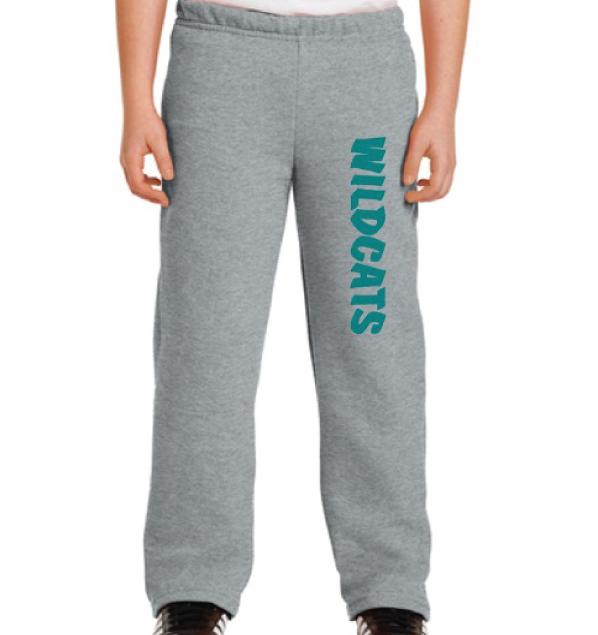 Youth Sweatpants (Grey)